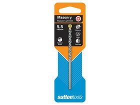 "Sutton Masonry Drills M5.5 x 95mm 7/32"""""
