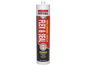 Soudal Multibond SMX25 Flex & Seal Concrete Grey 290ml