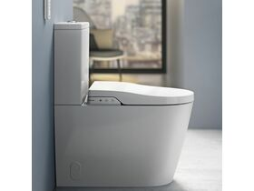 Roca In-Wash Inspira Smart Toilet Close Coupled Back to Wall (4 Star)