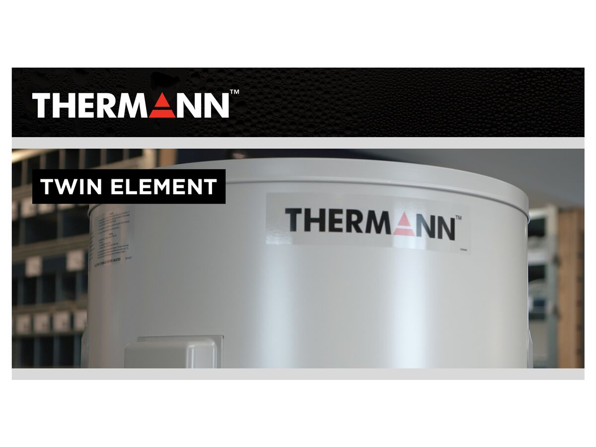 Video - Thermann Twin Element