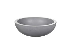 Omvivo Villa Round Above Counter Basin 430 Cove Grey
