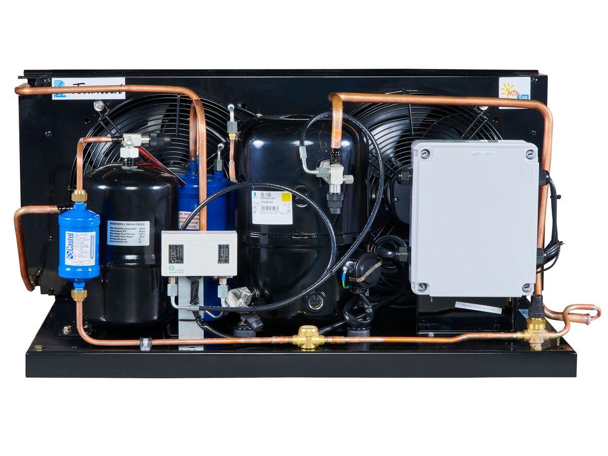 Tecumseh EVO Condensing Unit 1.5hp R134 MHBP EPCH4518Y-3 Phase
