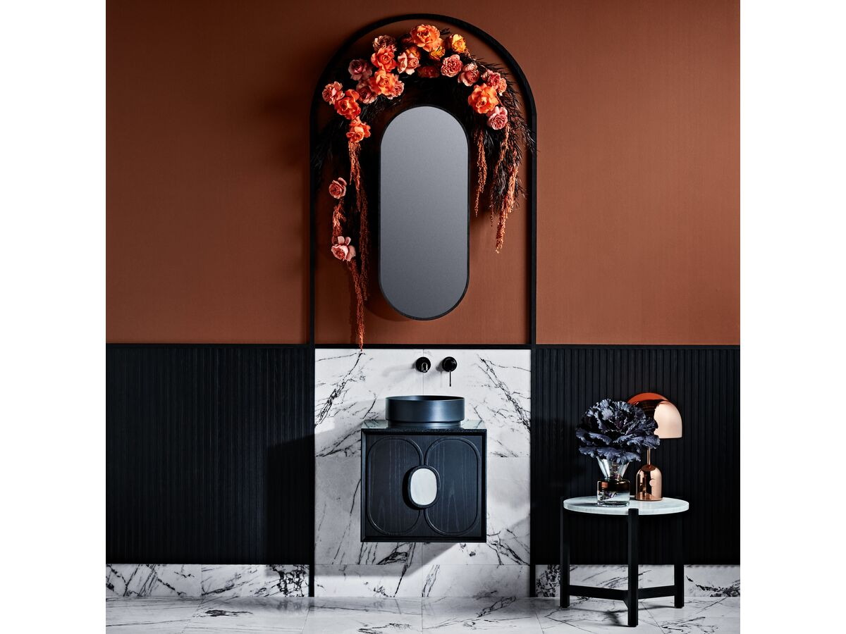 Issy Blossom Vanity and Shaving Cabinet