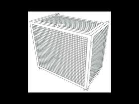 Protect Condenser Guard Cage ACG9