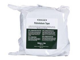 Bridgland Petrolatum Tape 100mm x 10mtr