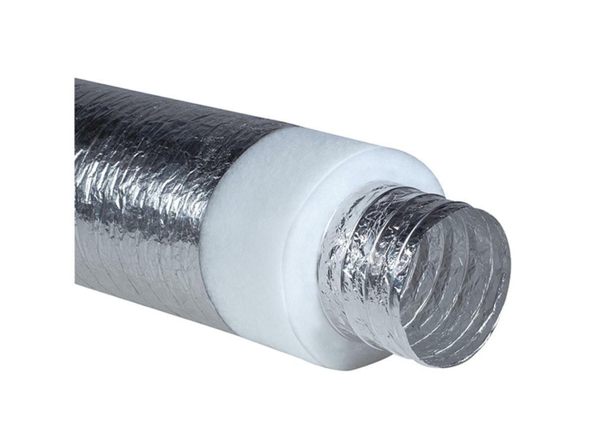 Flexible Duct Insulated