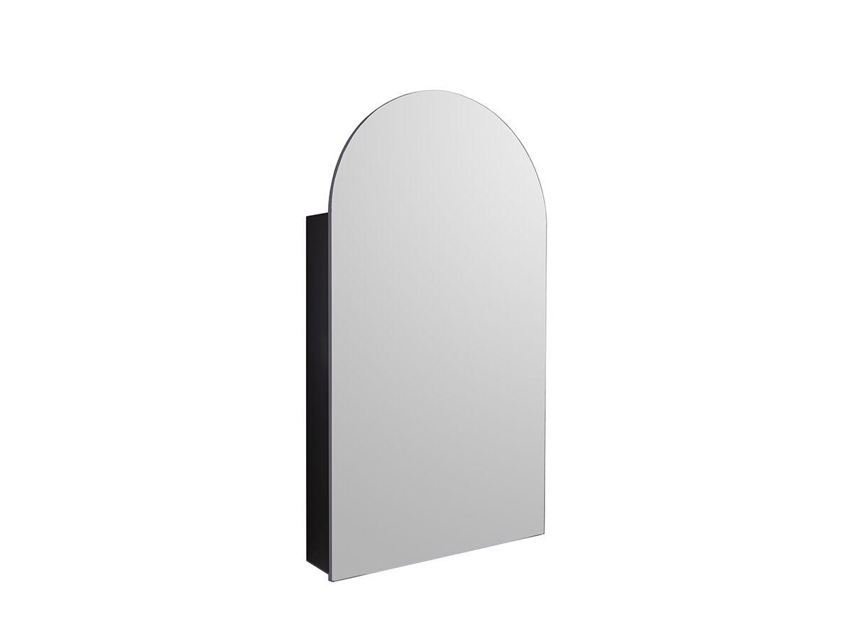 Kado Neue Arch Mirror Shaving Cabinet 500 x 900mm