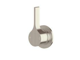 Milli Oria Shower/Bath Wall Mixer PVD Brushed Nickel