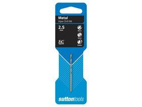 Sutton Drills High Speed Metric 2.50mm