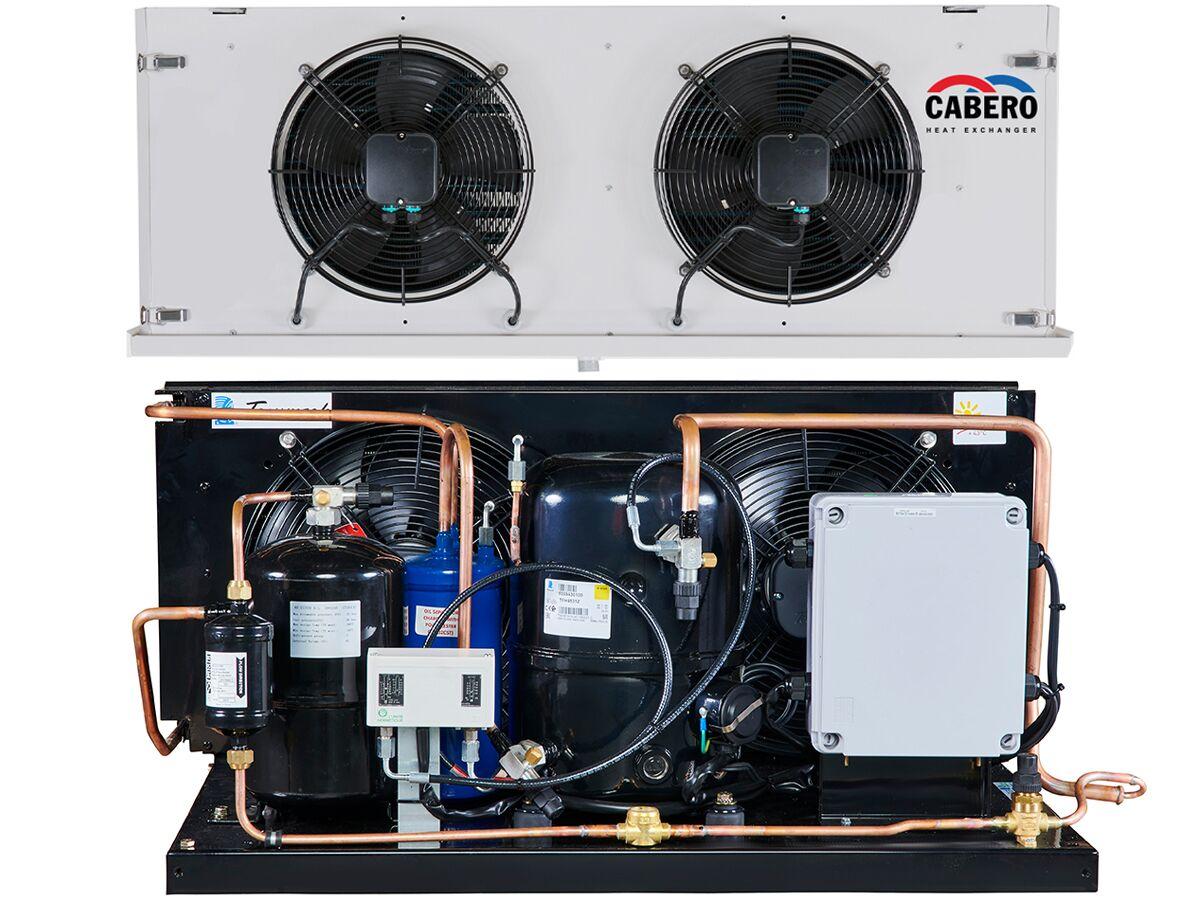 2.5hp 3 Phase EVO Unit & Cabero Combination