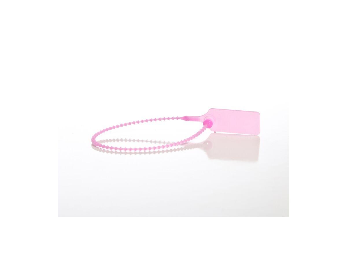 Fire Extinguisher Safety Tie - Pink