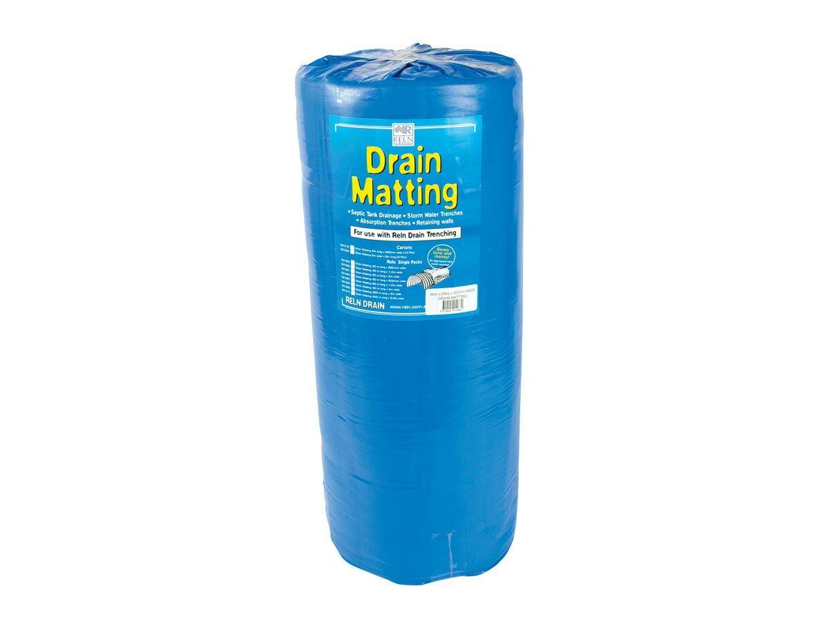 Drain Matting 600mm x 50mtr