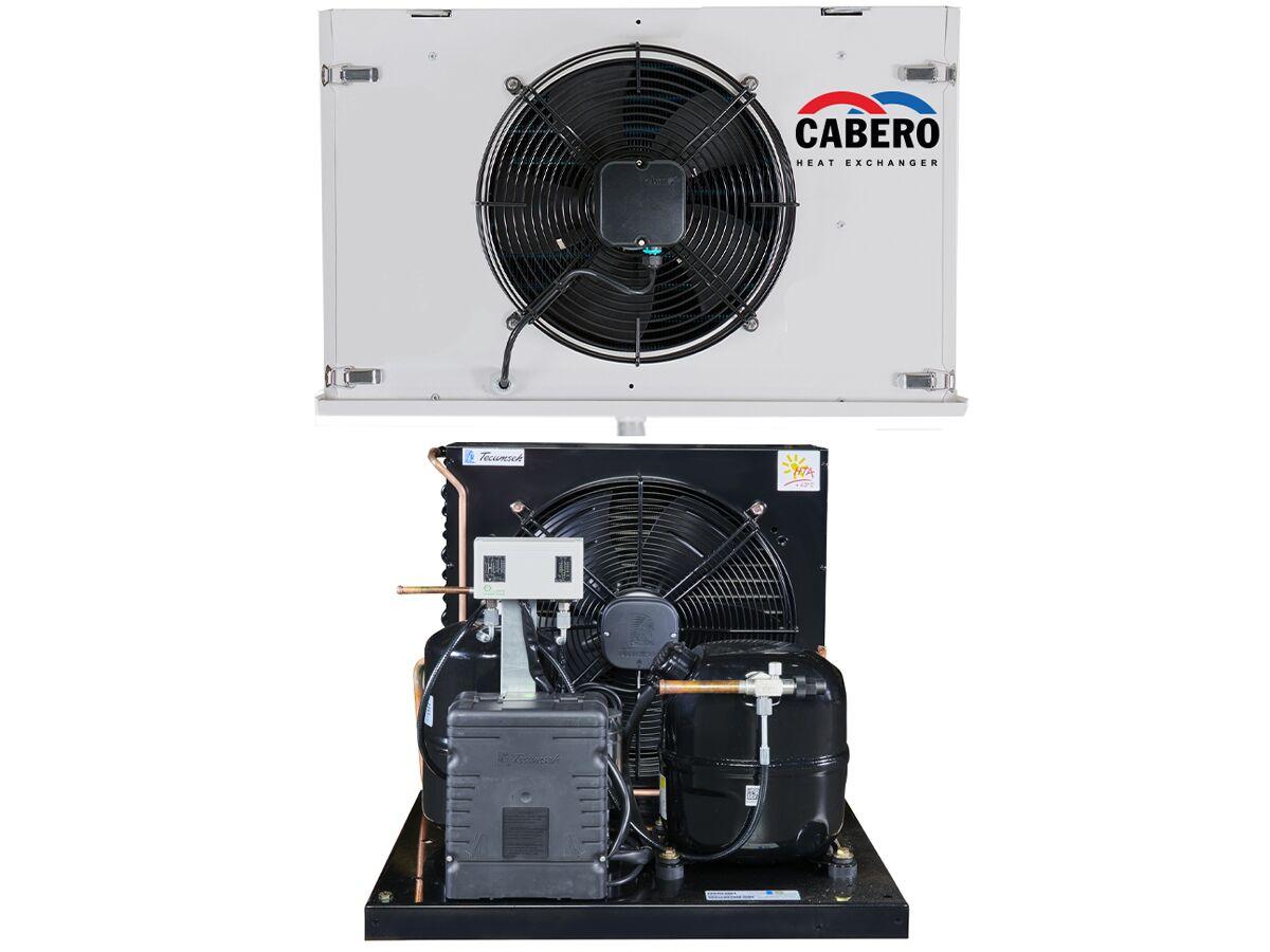 Tecumseh HTA & Cabero R404 Medium Temperature Kit 3.29KW