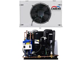 1 1/8hp 1 Phase EVO Unit & Cabero Combination